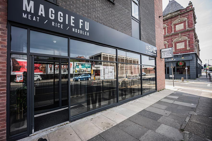 Maggie Fu Liverpool Authentic Chinese Food